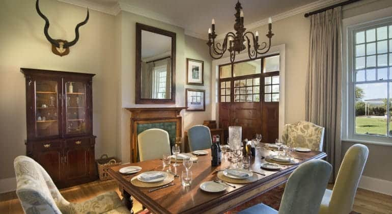 Uplands Homestead Dining