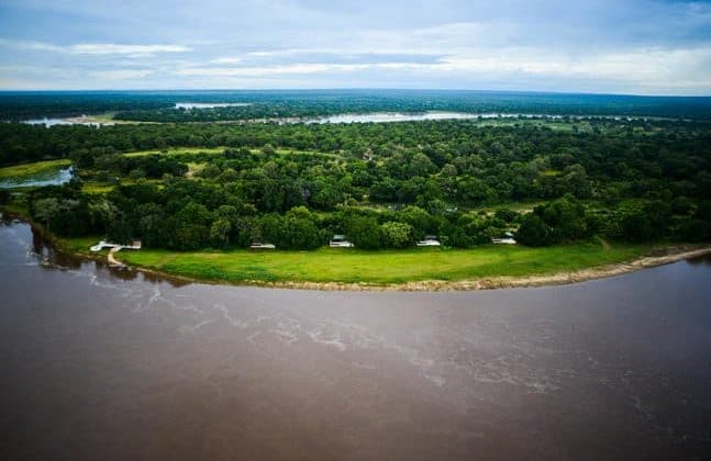 Chinzombo Top View