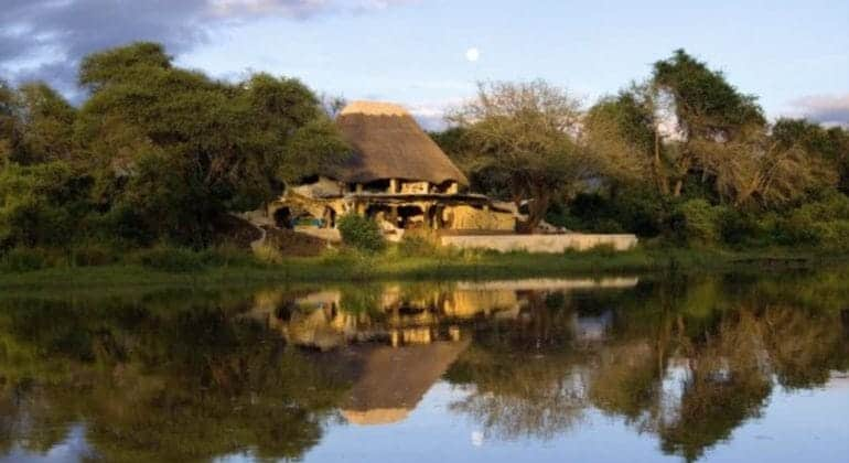 Chongwe River House View