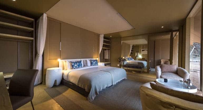 Hoanib Skeleton Coast Bedroom
