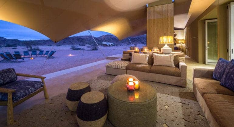 Hoanib Skeleton Coast Lounge