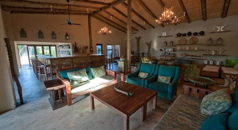 Rocktail Camp Lounge