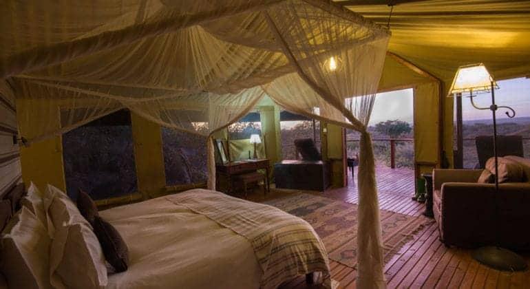 Sanctuary Kusini Bedroom