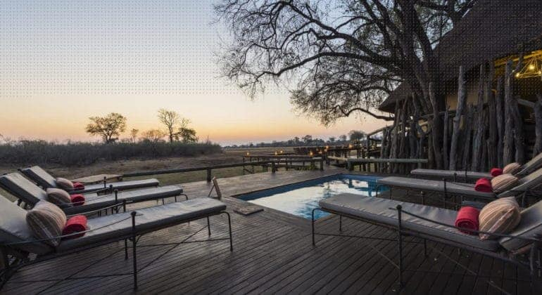 Savuti Camp Pool
