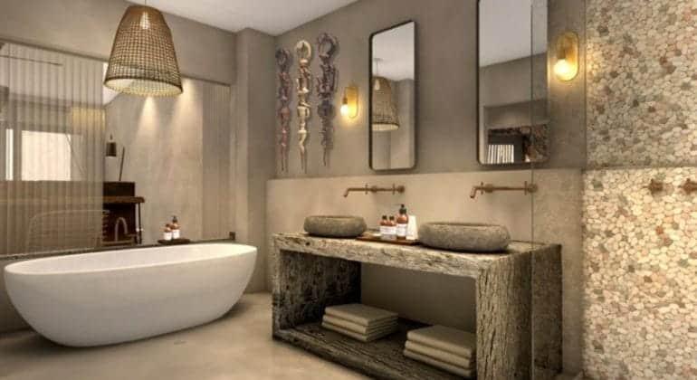 Bumi Hills Safari Lodge Bathroom