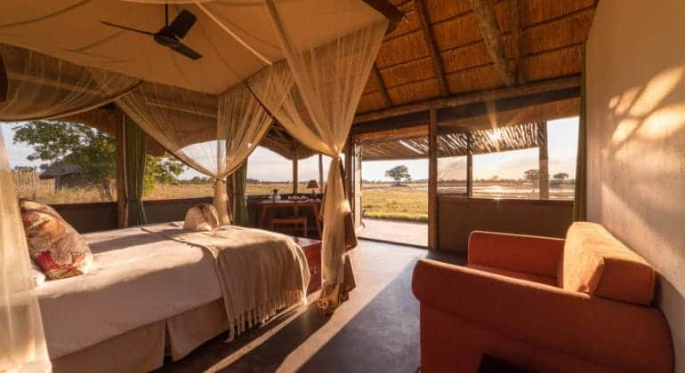 Camp Hwange Room