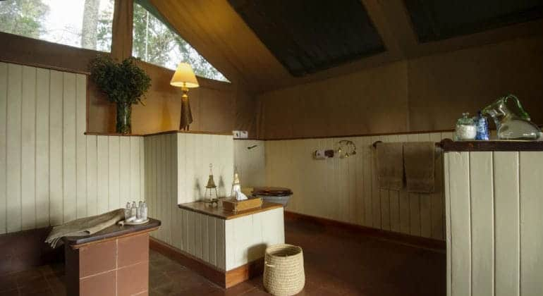Governors' Camp Bathroom