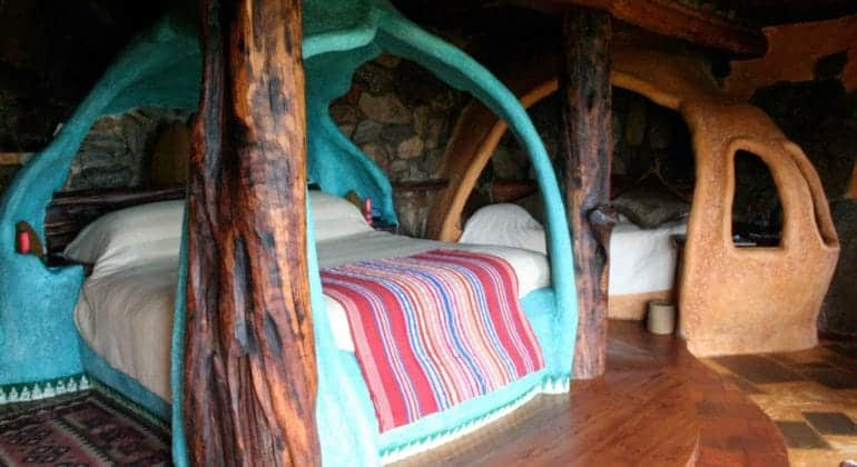 Ol Malo House Bed