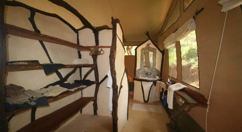 Sarara Camp Bathroom