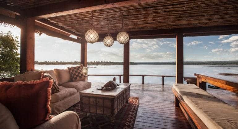 Tongabezi Lodge Lookout