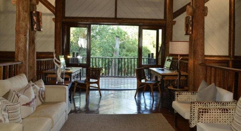 Victoria Falls Safari Lodge Guest Area