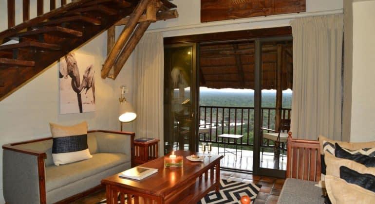 Victoria Falls Safari Lodge Suite