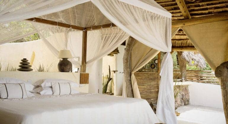 Kiba Point Bedroom