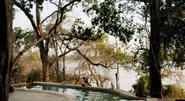 Kiba Point Pool