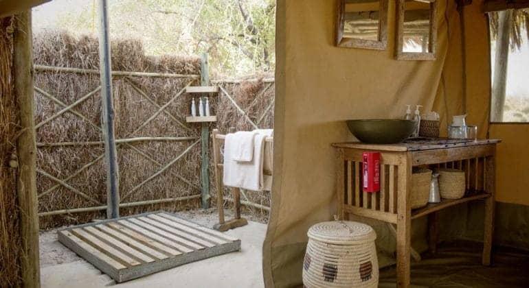 Kigelia Ruaha Bathroom