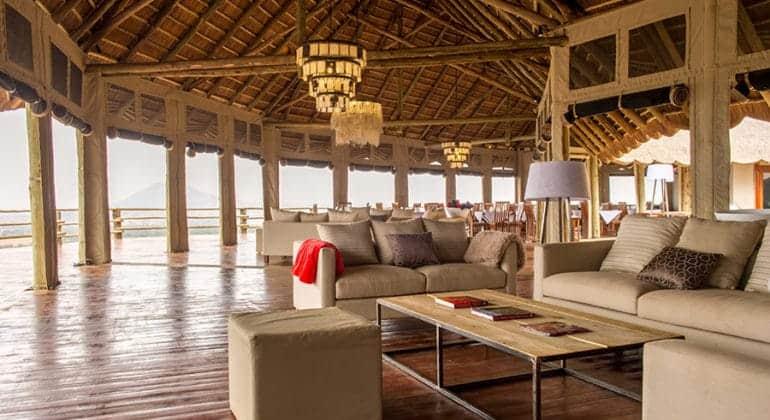 Kubu Kubu Tented Camp Lounge