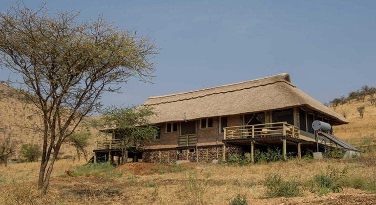 Kubu Kubu Tented Camp View 1