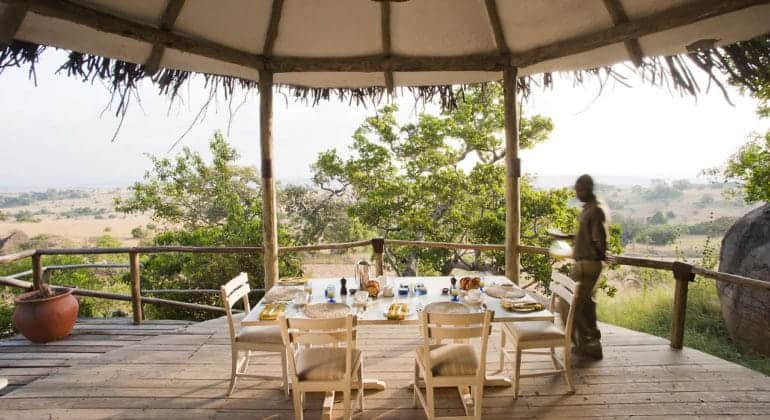 Lamai Serengeti Private Dining
