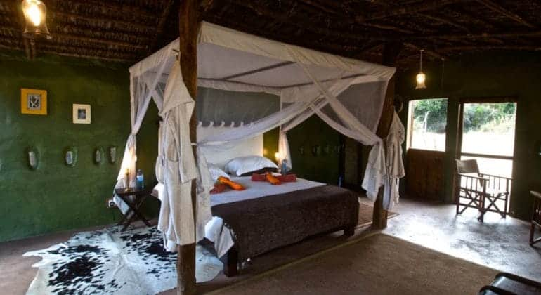 Masai Trails And Jan's Camp Bed