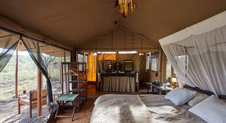 Mbono Tented Camp Tent