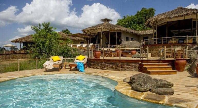 Mkombe's House Lamai Pool
