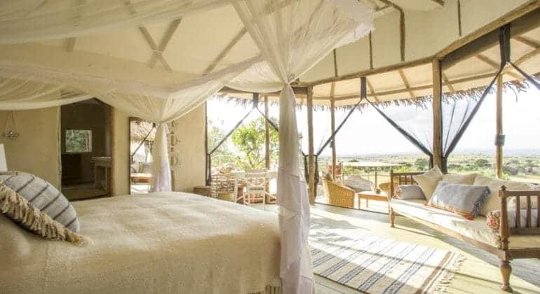 Mkombe's House Lamai Room
