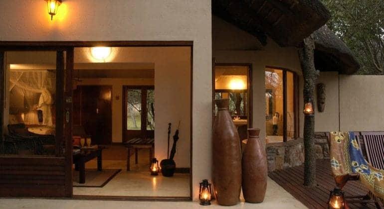 Serondela Lodge Suite View