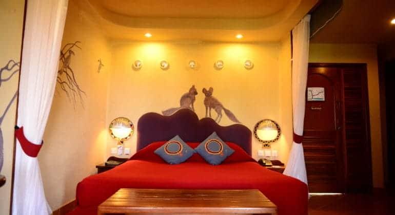 Amboseli Serena Safari Lodge Bedroom 1