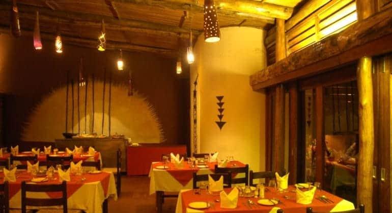 Amboseli Serena Safari Lodge Restaurant