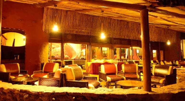Amboseli Serena Safari Lodge Waterhole