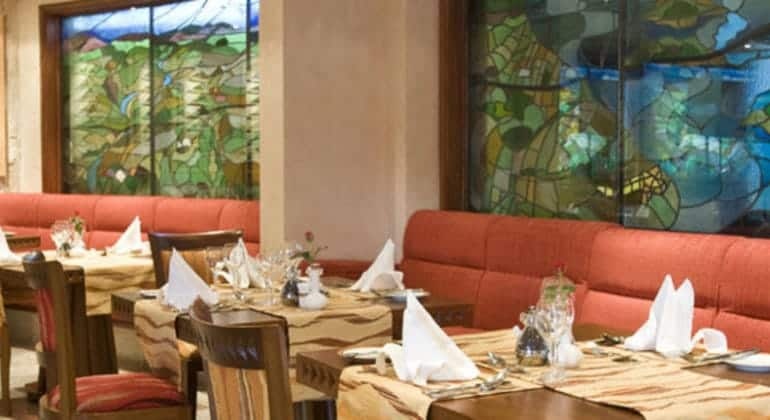 Kigali Serena Hotel Dining