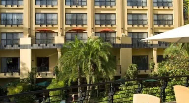 Kigali Serena Hotel Exteriors