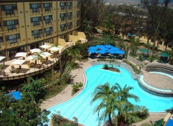 Kigali Serena Hotel Pool
