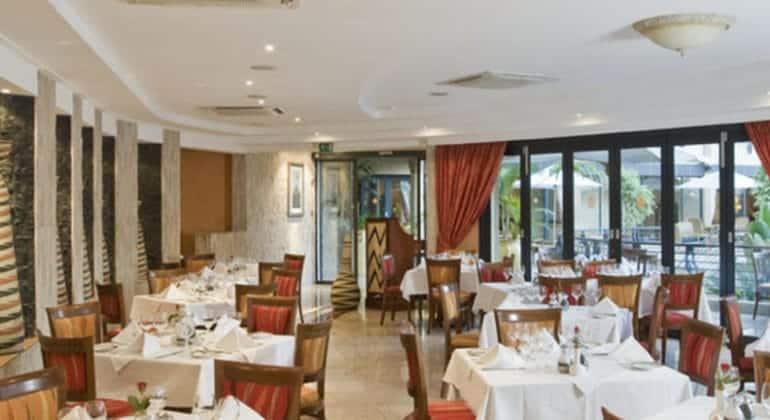 Kigali Serena Hotel Restaurant