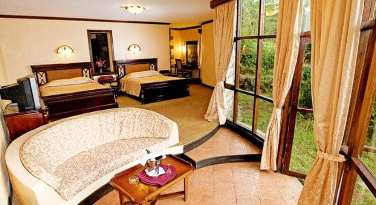 Lake Naivasha Sopa Lodge Room Interior