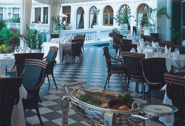 Polana Serena Hotel Restaurant