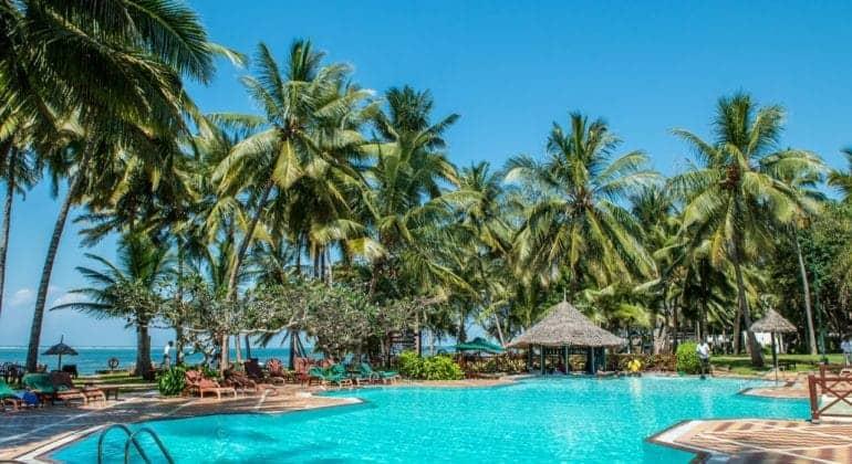 Serena Beach Resort And Spa Pool 1