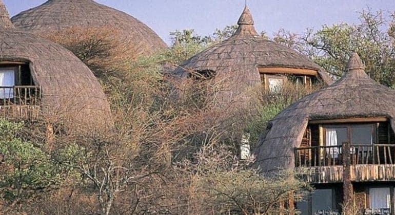Serengeti Serena Safari Lodge View