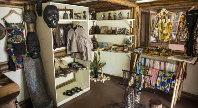 Buhoma Lodge Curio Shop
