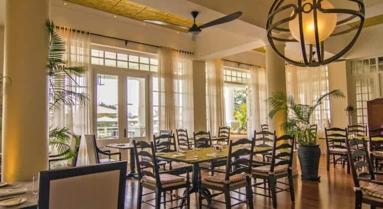 Hemingways Nairobi Dining