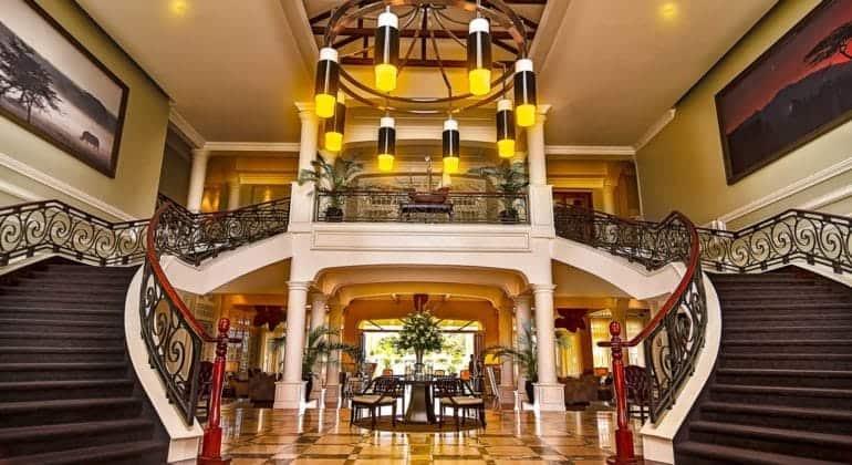 Hemingways Nairobi Lobby 1