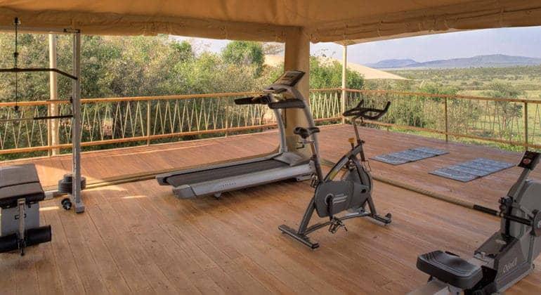 Mara Bushtops Gym