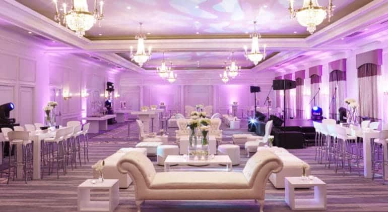 Belmond Mount Nelson Hotel Ballroom