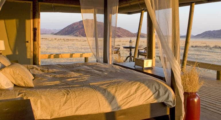 Boulders Safari Camp Bedroom