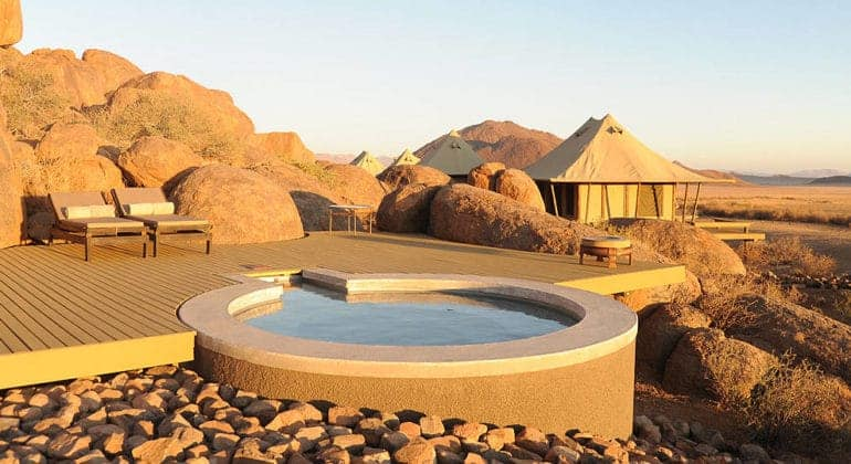 Boulders Safari Camp Pool