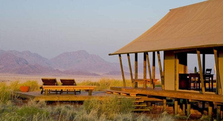 Dune Camp View