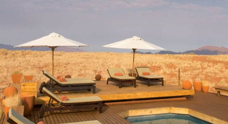 Dunes Lodge Pool