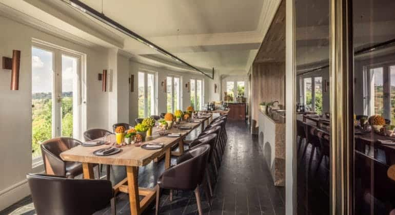 Four Seasons Hotel The Westcliff Dining 1
