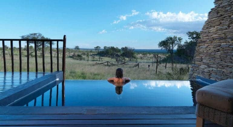 Four Seasons Serengeti Pool 2