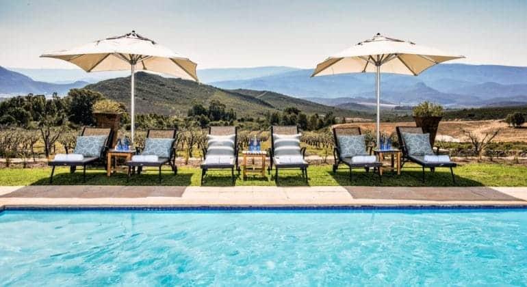Galenia Estate Pool